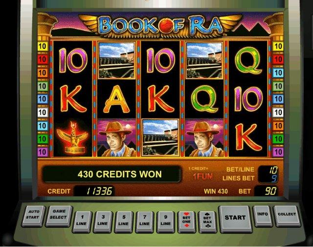 Широкий каталог игровых автоматов в казино Вулкан