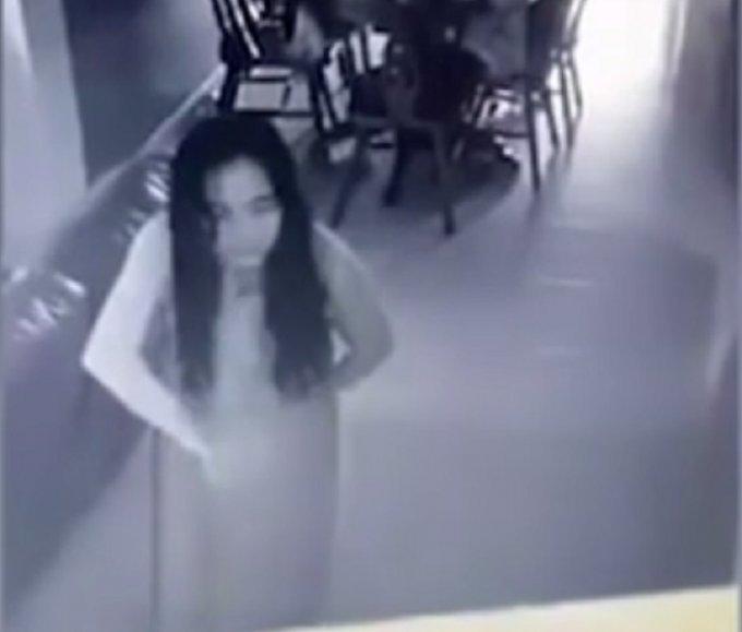 «Зомби-домработница» шокировала свою хозяйку. Видео