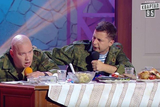95-й квартал высмеял протрезвевших главарей «ЛДНР»