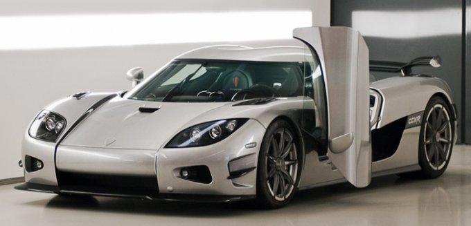 Самые дорогие автомобили последнего времени