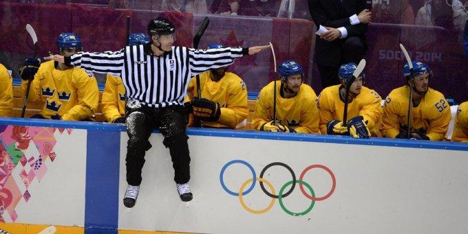 Хоккеистов НХЛ не пустили на Олимпийские игры