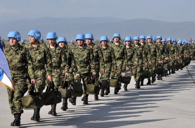 Киев сделал важное заявление в ООН по миротворцам