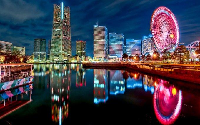 Восхитительные пейзажи самого счастливого города в мире. Фото