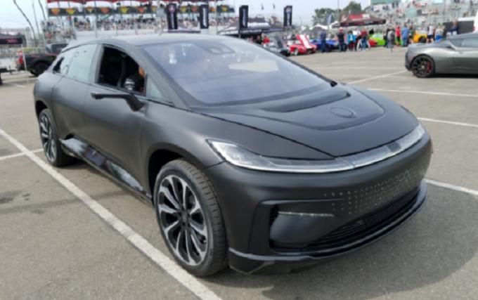Tesla нервно курит в сторонке: электро-кроссовер «FF91» вывели на тесты