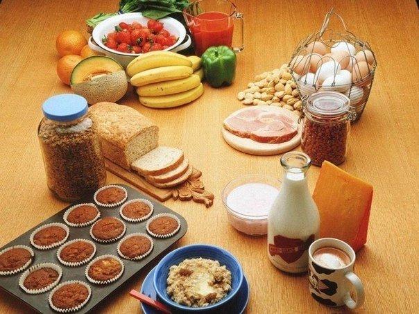 Десять лучших продуктов для набора мышечной массы