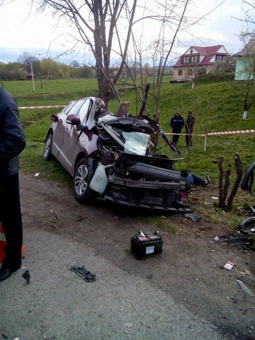 Новые подробности жуткого ДТП на Прикарпатье. Видео