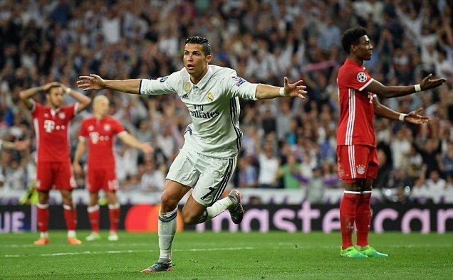 «Реал» и «Атлетико» пробились в полуфинал Лиги Чемпионов