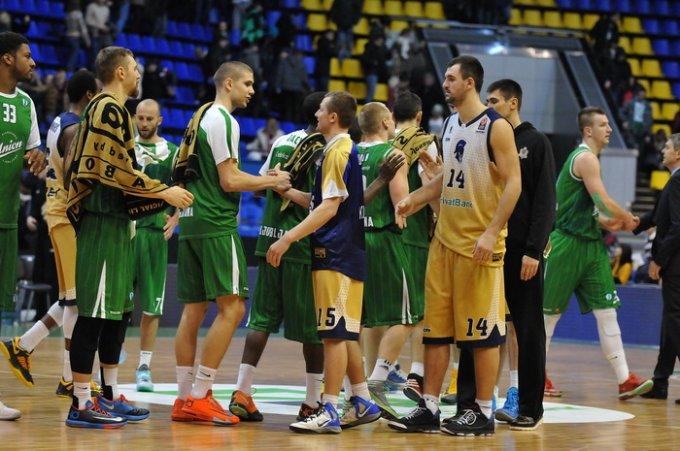 «Химик» и «Будивельник» определят чемпиона Украины по баскетболу