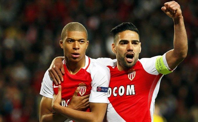 «Монако» и «Ювентус» добрались до полуфинала Лиги Чемпионов