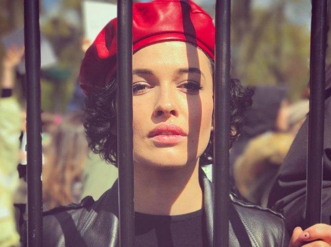 Даша Аставьева покорила сердца фанатов мультяшным образом