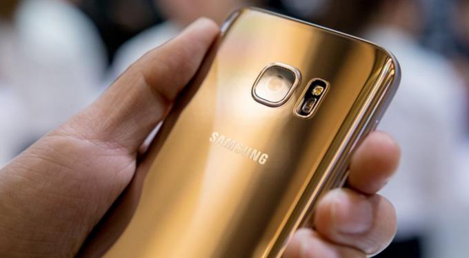 Legend выпустит лимитированную серию позолоченного Samsung Galaxy S8