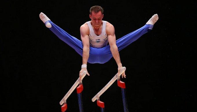 Украинский гимнаст Верняев в пятый раз стал чемпионом Европы
