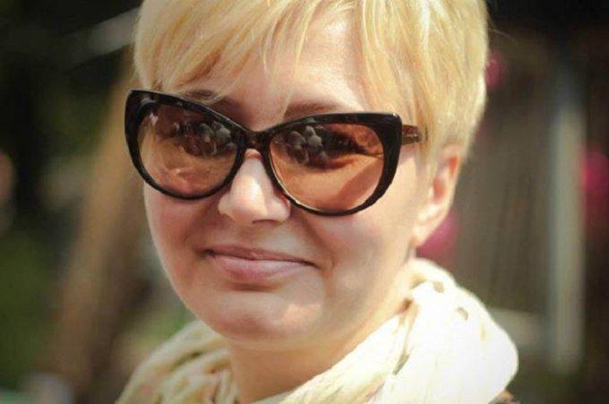Киевская писательница Лариса Ницой снова в центре языкового скандала