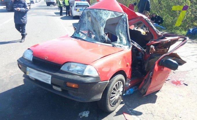 Страшная авария на трассе «Киев-Одесса»: погиб ребенок
