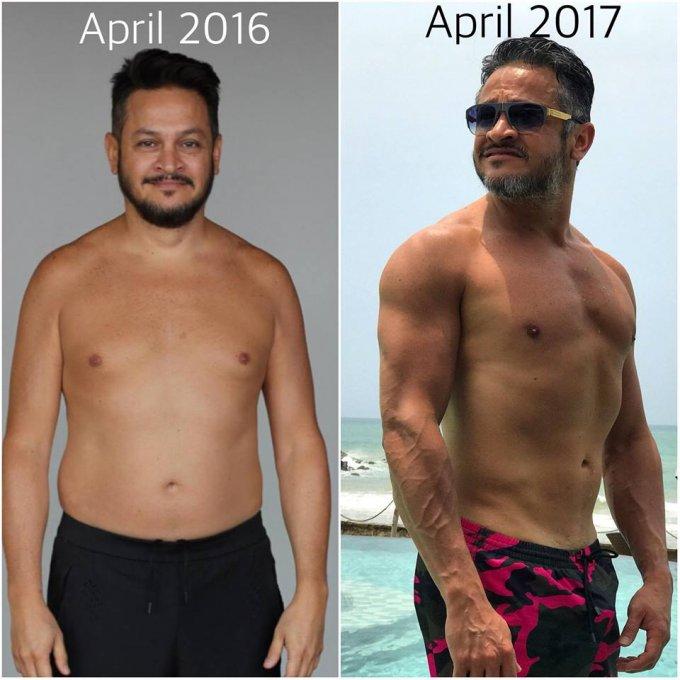 Поседел и похудел: судья «МастерШеф» удивил публику внешним видом