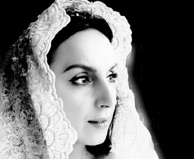 Мусульманская невеста: Джамала поделилась первыми фото со своей свадьбы