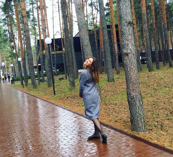 Беременная жена Григория Решетника показала свежие фотографии