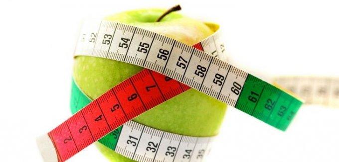 Жесткая весенняя диета: минус 1 кг в сутки