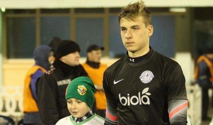 «Реал» интересуется молодым вратарем «Днепра»