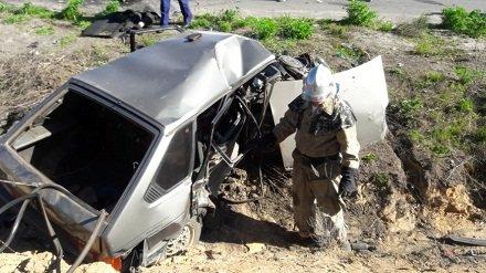 Страшное ДТП на трассе «Киев-Харьков»: 1 человек погиб, 2 — травмированы