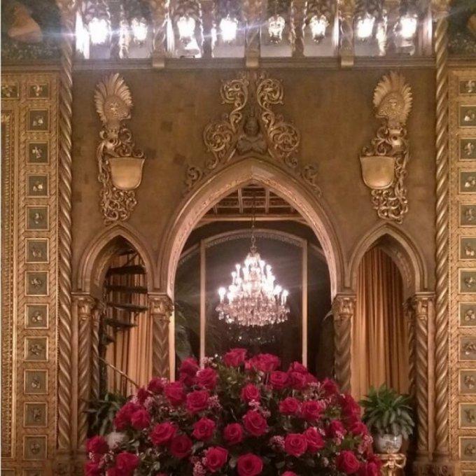 Резиденция Трампа — это вам не «Межигорье» Януковича. Фото