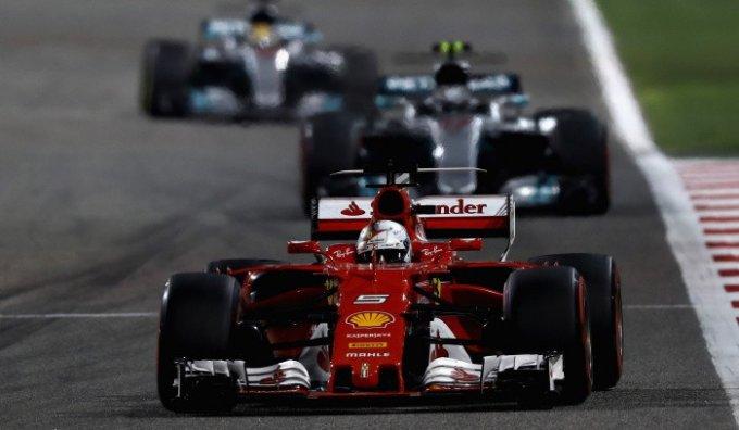 Формула-1: Феттель и «Феррари» — лучшие в квалификации Гран-при России