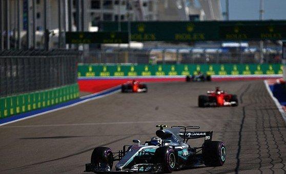 Формула-1: Боттас – победитель Гран-при России
