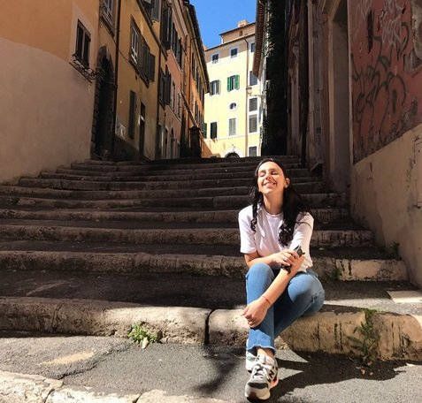 Джамала похвасталась фотографиями из медового месяца в Риме