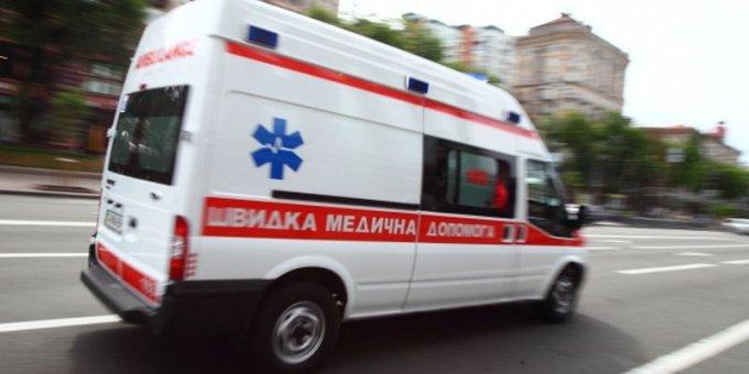 На трассе «Донецк-Запорожье» перевернулась маршрутка: есть жертвы