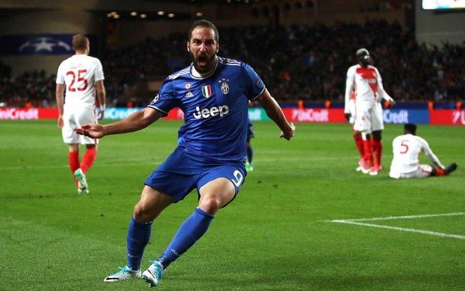 Лига Чемпионов: «Ювентус» увозит победу из Монако