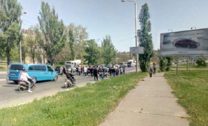 Цыганскому барону в Одессе устроили пышные похороны. Видео