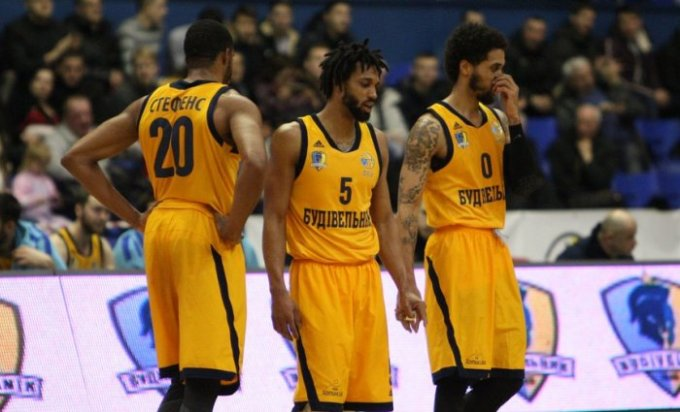 «Будивельник» — чемпион Украины по баскетболу