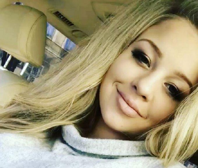 19-летняя Виктория Петрик стала мамой
