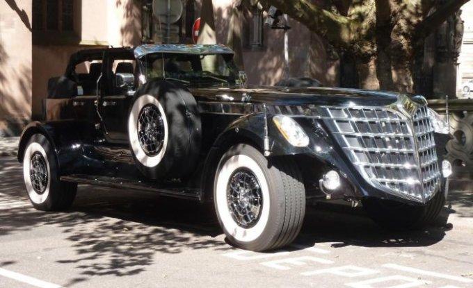 Роскошные автомобили арабских шейхов