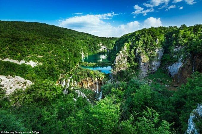 Самые красивые национальные парки Европы. Фото
