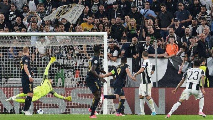 «Ювентус» пробился в финал Лиги Чемпионов