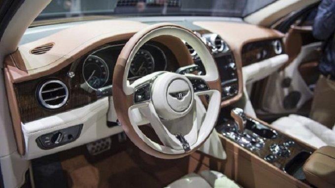 В Bentley хотят странным образом угодить веганам
