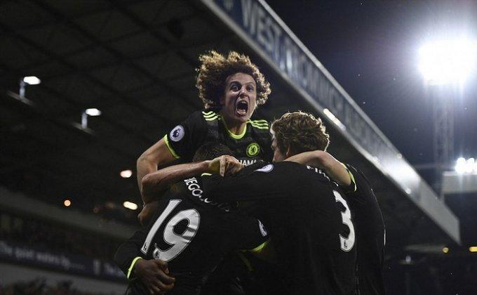 «Челси» досрочно выиграл чемпионат Англии