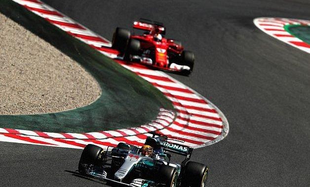 Формула-1: Хэмилтон – обладатель поула на Гран-при Испании