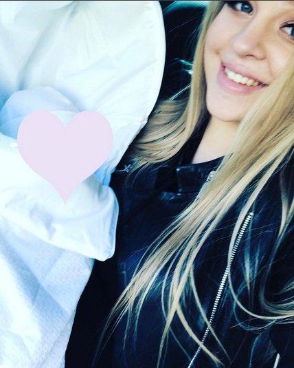 Виктория Петрик рассекретила имя новорожденного сына