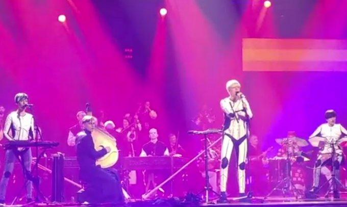 Зрителям «Евровидения» специально не показали самое крутое шоу. Видео