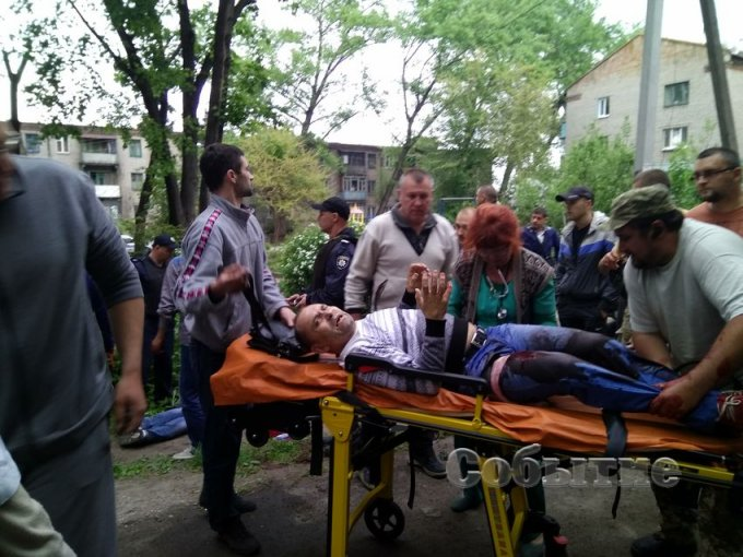 Резонансное нападение на таксиста охранником Яроша и его друзьями. Видео
