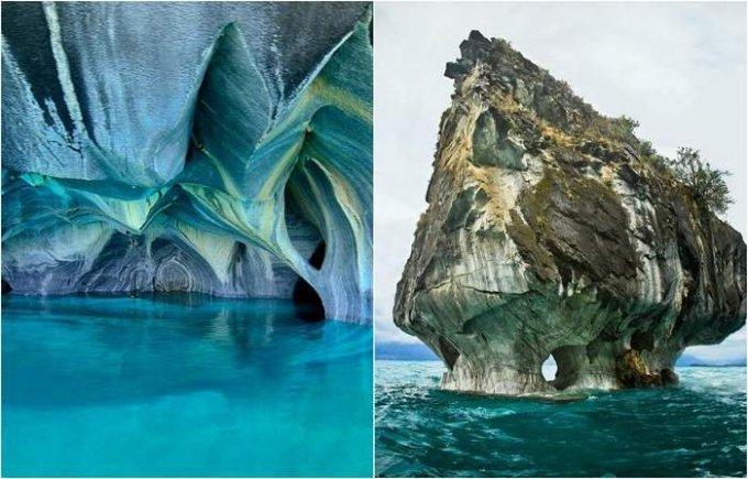 Самые удивительные места на планете. Фото