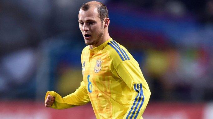 Зозуля временно отказался от выступлений за сборную Украины