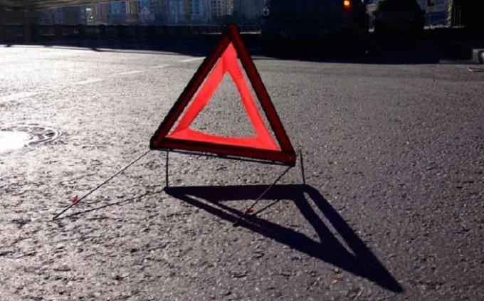 В столице пешеход попал под колеса многотонника