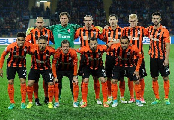 «Шахтер» обыграл «Динамо» в финале Кубка Украины