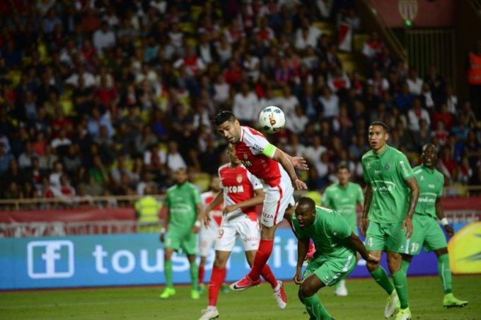 «Монако» в восьмой раз стал чемпионом Франции по футболу