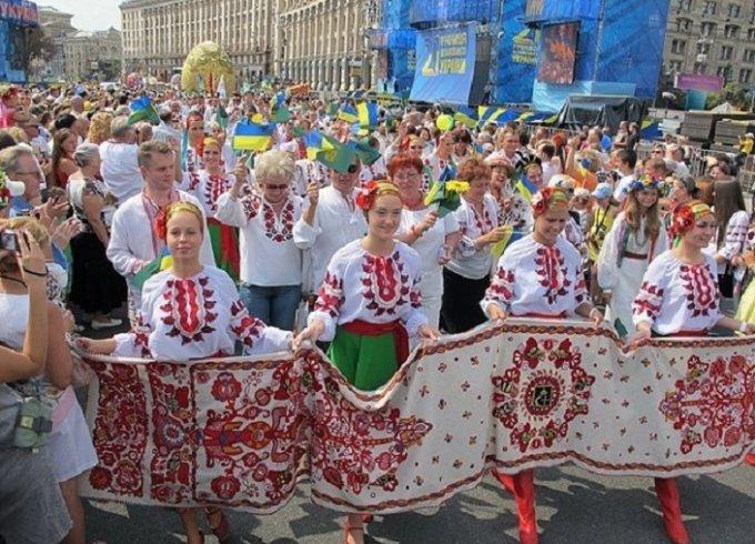 Всемирный День вышиванки и его рекорды