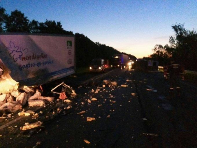 Автокатастрофа во Львовской области: двое мужчин и женщина погибли