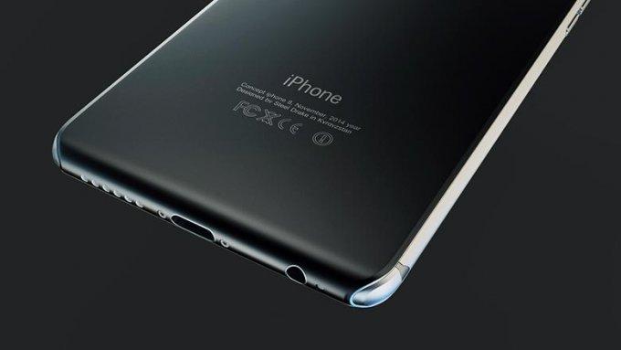 В Сеть попали новые шпионские фото «iPhone 8»